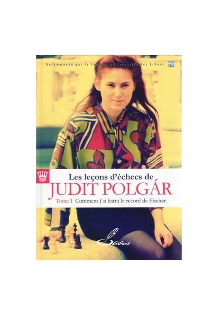 Dans ce livre d'échecs, Judit Polgár vous révèle les fondamentaux d'une partie d'échecs.