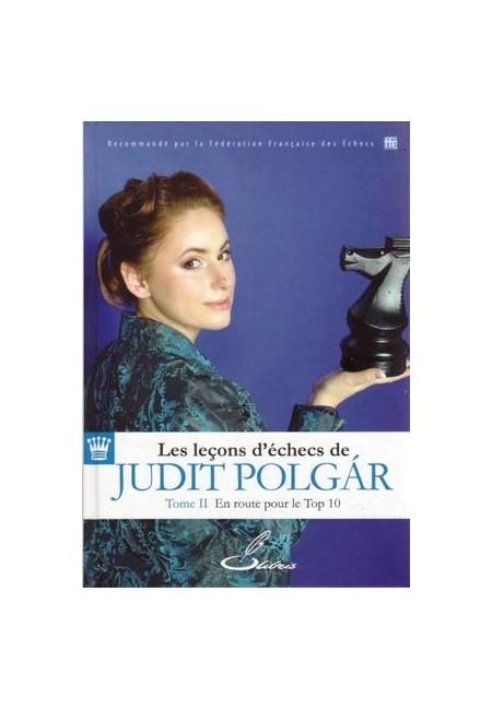 Dans ce livre d'échecs, nous suivons l'extraordinaire ascension de Judit Polgar vers le top 10 mondial aux échecs.