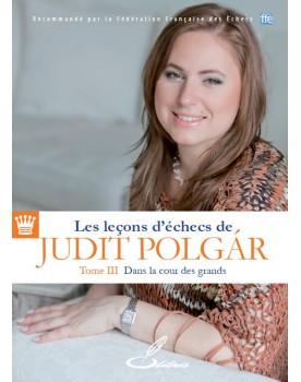 Profitez de la qualité exceptionnelle des commentaires de Judit Polgar pour progresser aux échecs !