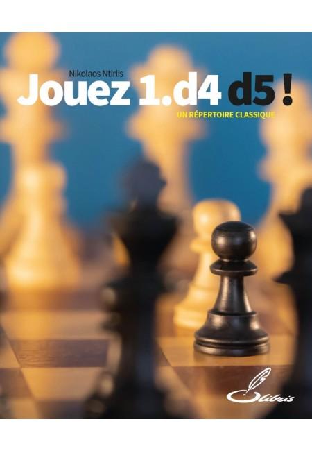 Ce livre d'échecs offre un répertoire complet pour affronter 1.d4 avec les Noirs.