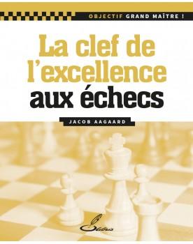 La clef de l'excellence aux échecs est un livre d'échecs écrit par Jacob Aagaard pour développer votre talent.