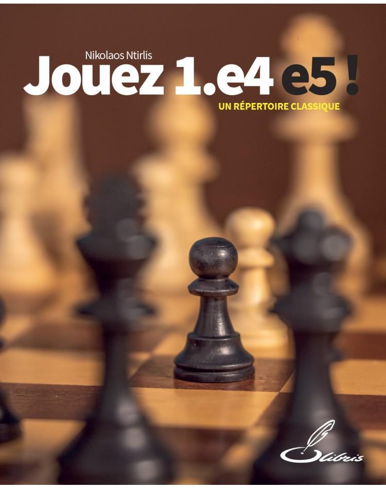 Dans ce livre d'échecs, vous découvrirez des lignes avec des chances de gain pour les Noirs en jouant 1...e5 sur 1.e4.
