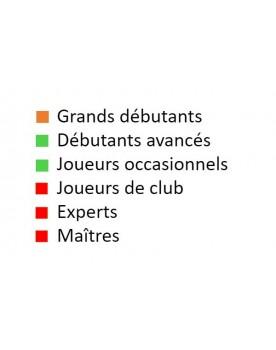 Livres d'échecs français pour débutants avancés et joueurs occasionnels