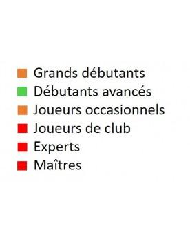 Livre d'échecs français pour débutants avancés