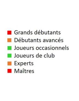 Livre d'échecs français pour joueurs occasionnels et joueurs de club