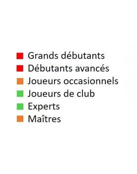 Livre d'échecs français pour joueurs de club et experts
