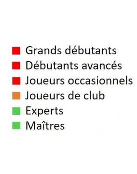 Livre d'échecs français pour experts et maîtres