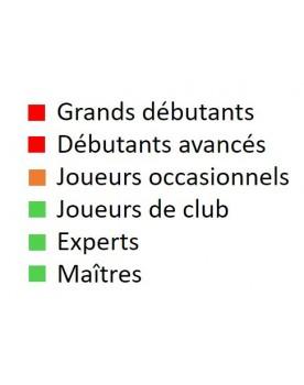 Livre d'échecs français pour joueurs de club, experts et maîtres
