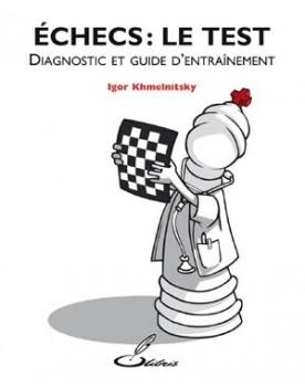 Dans ce livre d'échecs, vous allez pouvoir repérer vos points forts et points faibles aux échecs