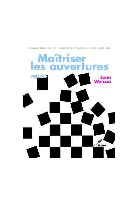 Dans ce livre d'échecs, vous apprendrez la théorie contemporaine des ouvertures