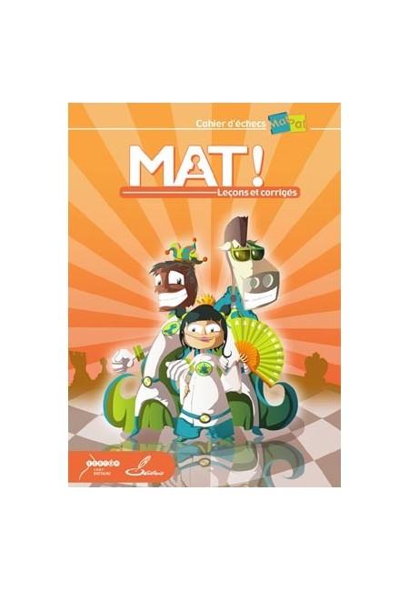 Ce livre d'échecs présente une méthode pédagogique claire pour apprendre les principales positions de mat.