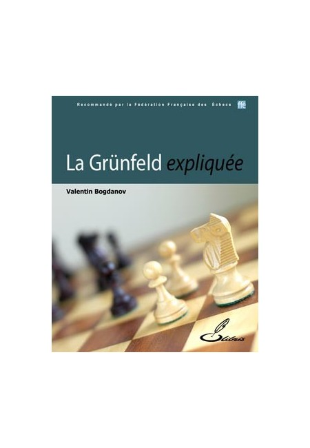 Ce livre d'échecs vous permettra de découvrir les ressources des deux camps dans la Grünfeld.