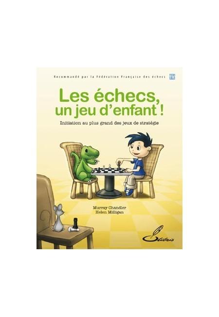 Avec ce livre d'échecs amusant, les enfants vont se régaler à apprendre les bases du jeu d'échecs de manière ludique.