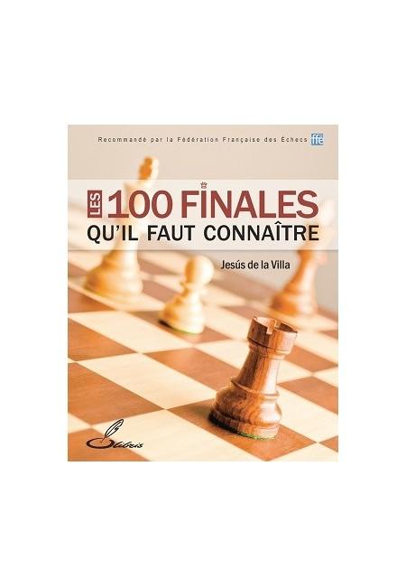 ''100 finales qu'il faut connaître'' est un livre d'échecs indispensable pour bien connaître la théorie des finales aux échecs.