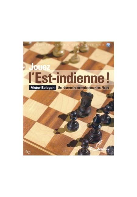 Dans ce livre d'échecs, vous apprendrez à jouer l'Est-indienne.