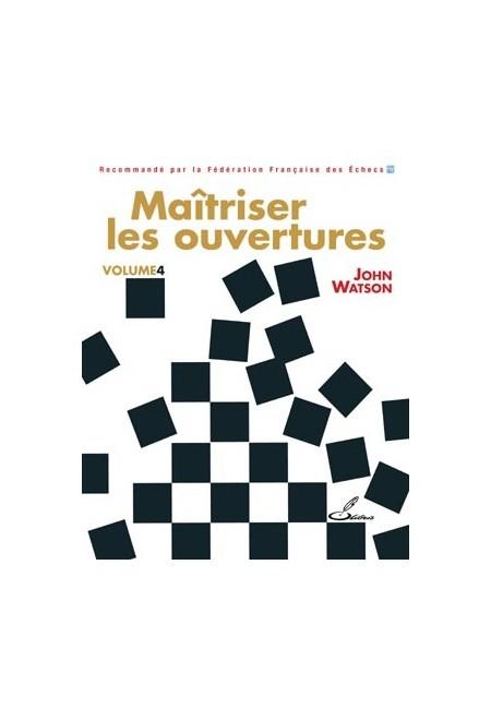 Livre d'échecs pour maîtriser les ouvertures