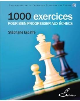 Ce livre d'échecs vous permettra de vous familiariser avec les méthodes tactiques fondamentales