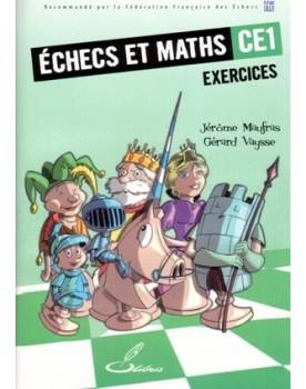 Echecs et maths CE1 -...